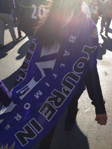 You're In Baltimore Ravens Country